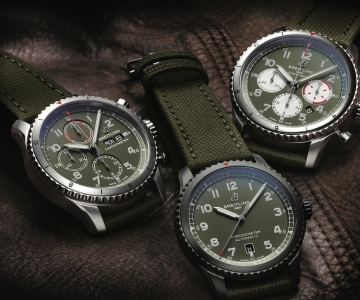 Breitling Curtiss P40